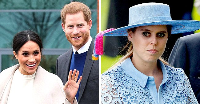 Closer Weekly: Prince Harry & Meghan Markle May Skip Princess Beatrice's Wedding