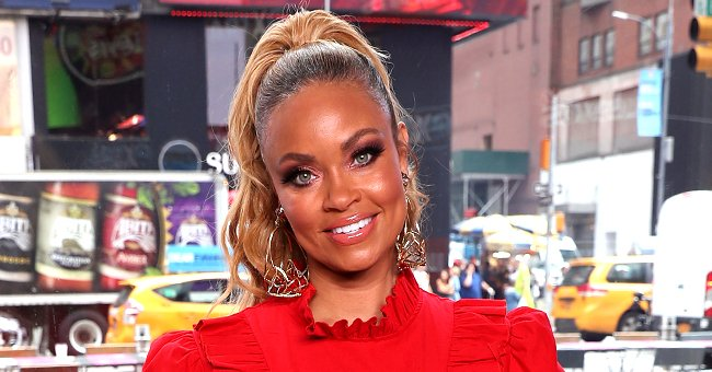 'Real Housewives of Potomac' Star Gizelle Bryant Promotes Upcoming Season in a Pink Outfit (Photo)