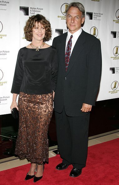 Mark Harmon and wife, actress Pam Dawber, attend the Golden Boot Awards held at the Beverly Hilton Hotel on August 13, 2005, in Beverly Hills, California. | Source: Getty Images.