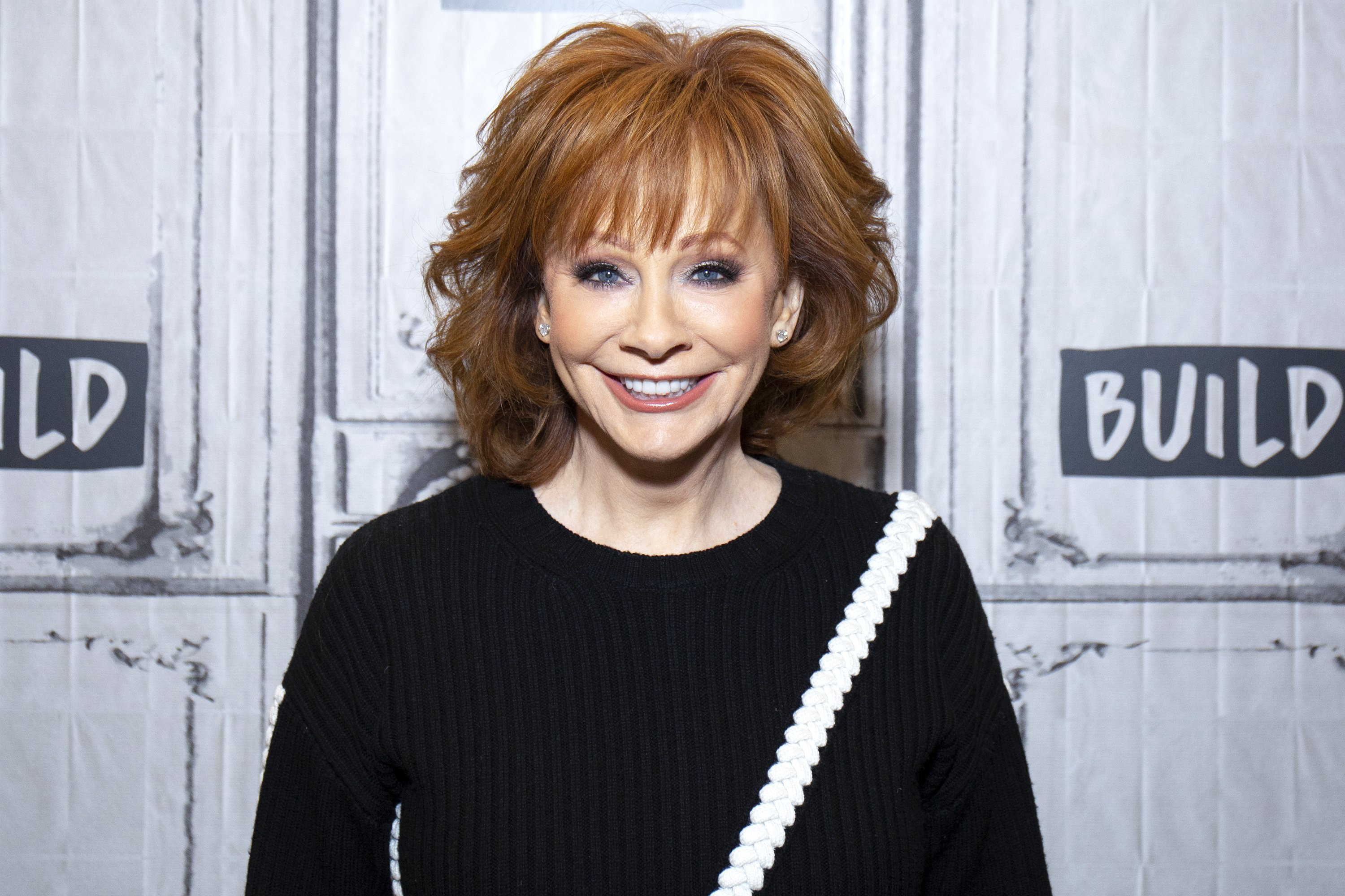 Reba McEntire visits Build Studio on February 20, 2019, in New York City. | Source: Getty Images.