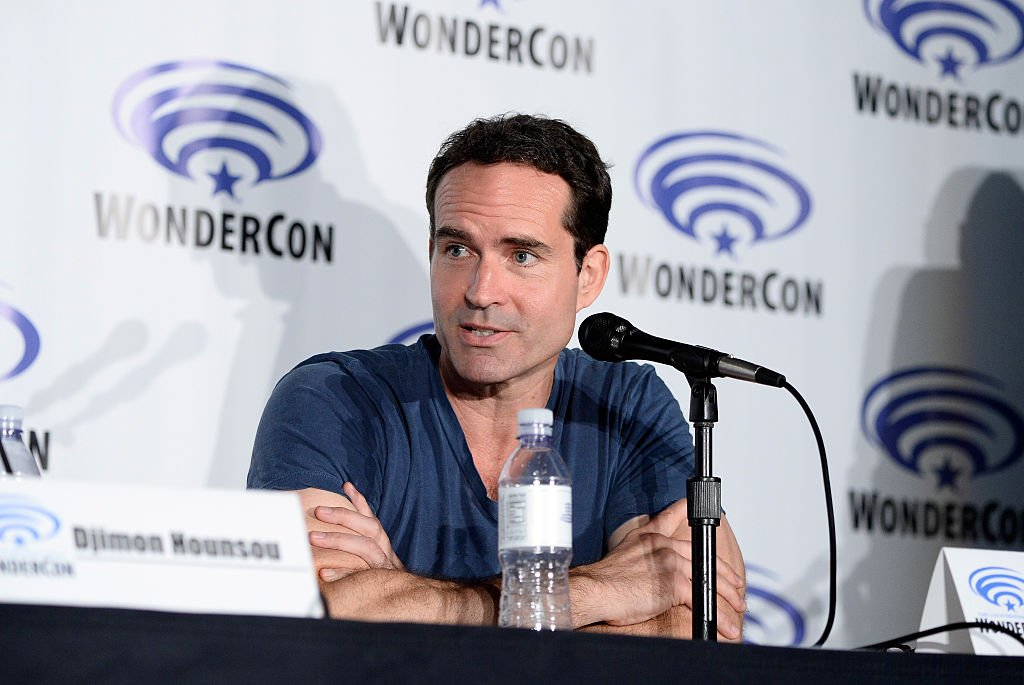 Jason Patric at the Wayward Pines panel at WonderCon 2016 at Los Angeles Convention Center on March 26, 2016 | Photo: Getty Images