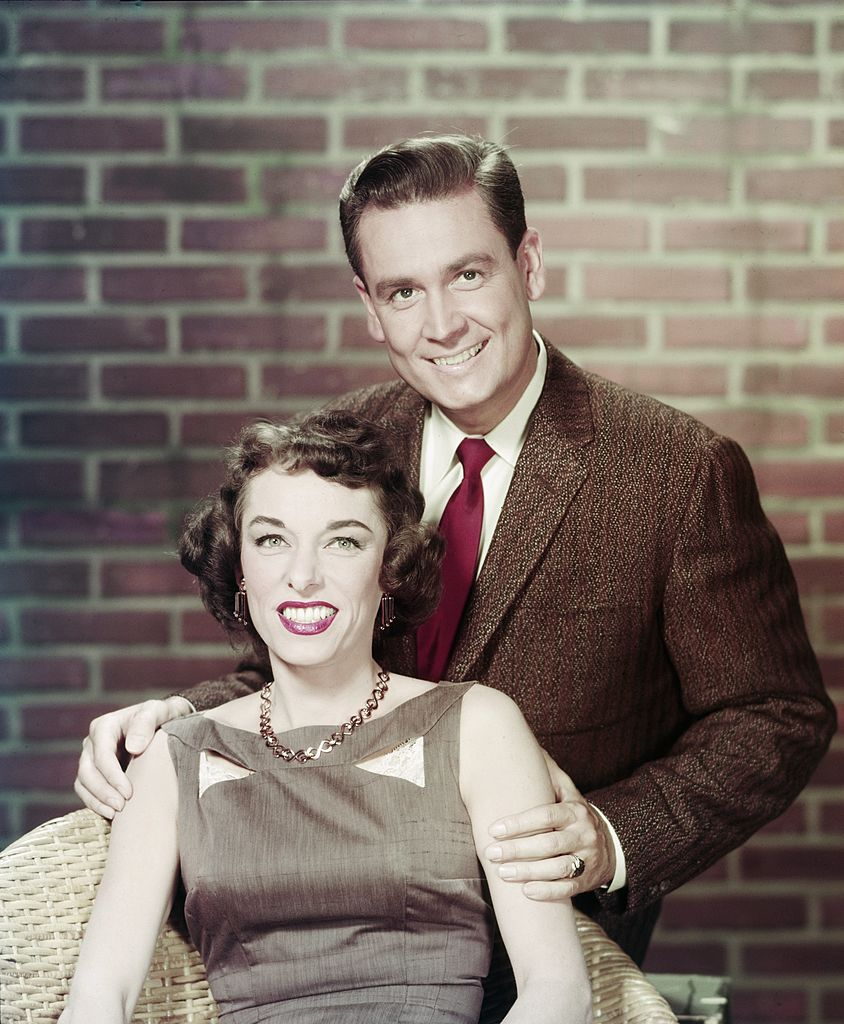 Dorothy Jo Barker and Bob Barker | Photo: Getty Images