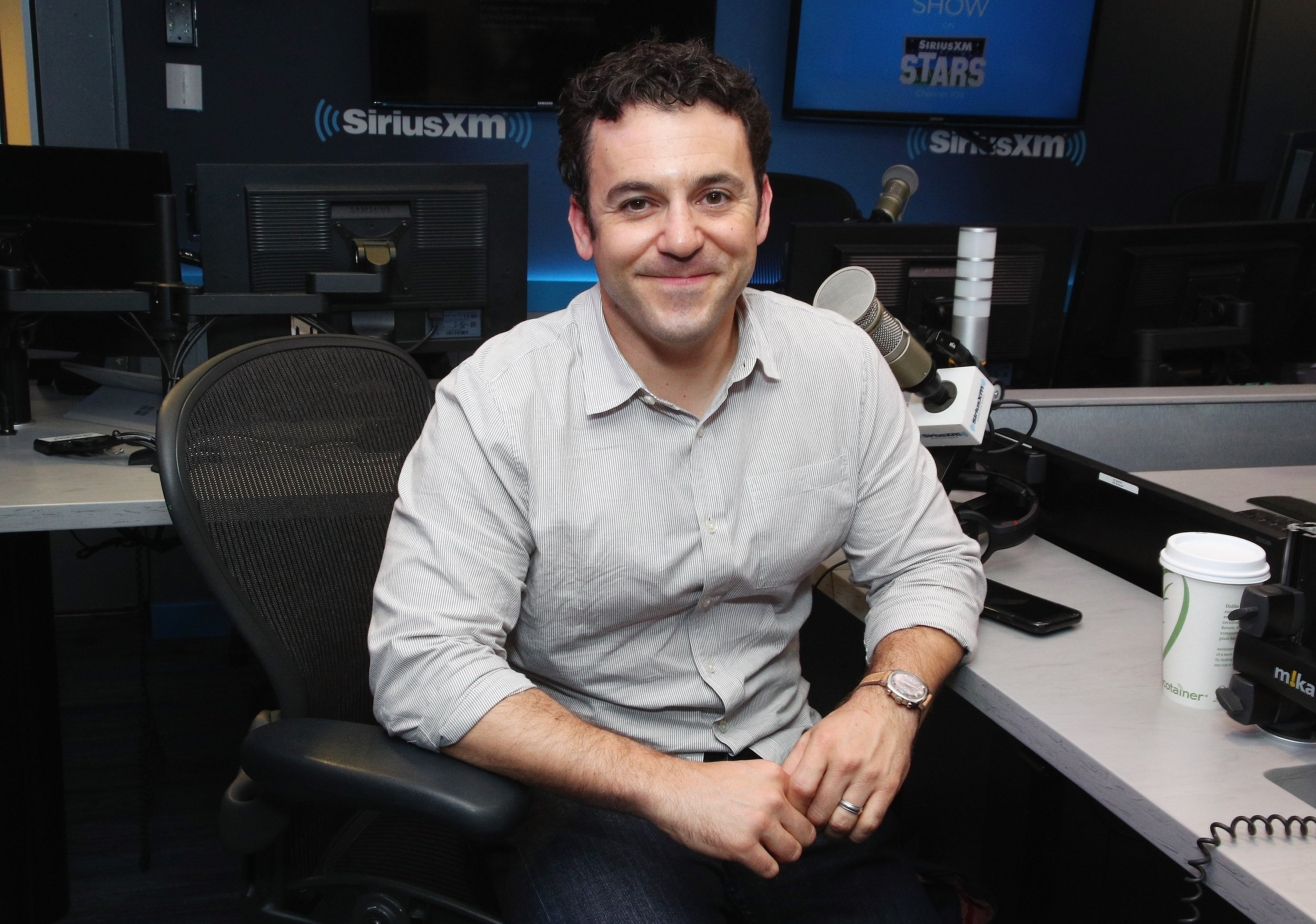 Fred Savage From Wonder Years Joked About Raising His Three Kids