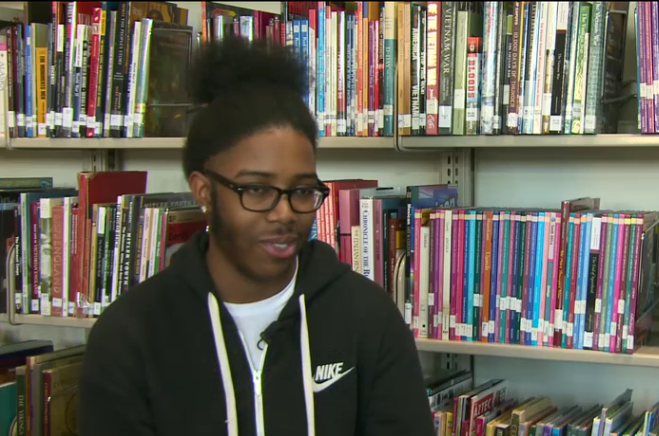 Deontrae, the salutatorian, said they like to compete. | Source: 13abc.com