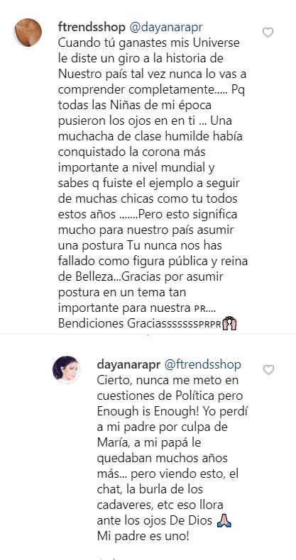Captura de pantalla.| Instagram/Dayanarapr
