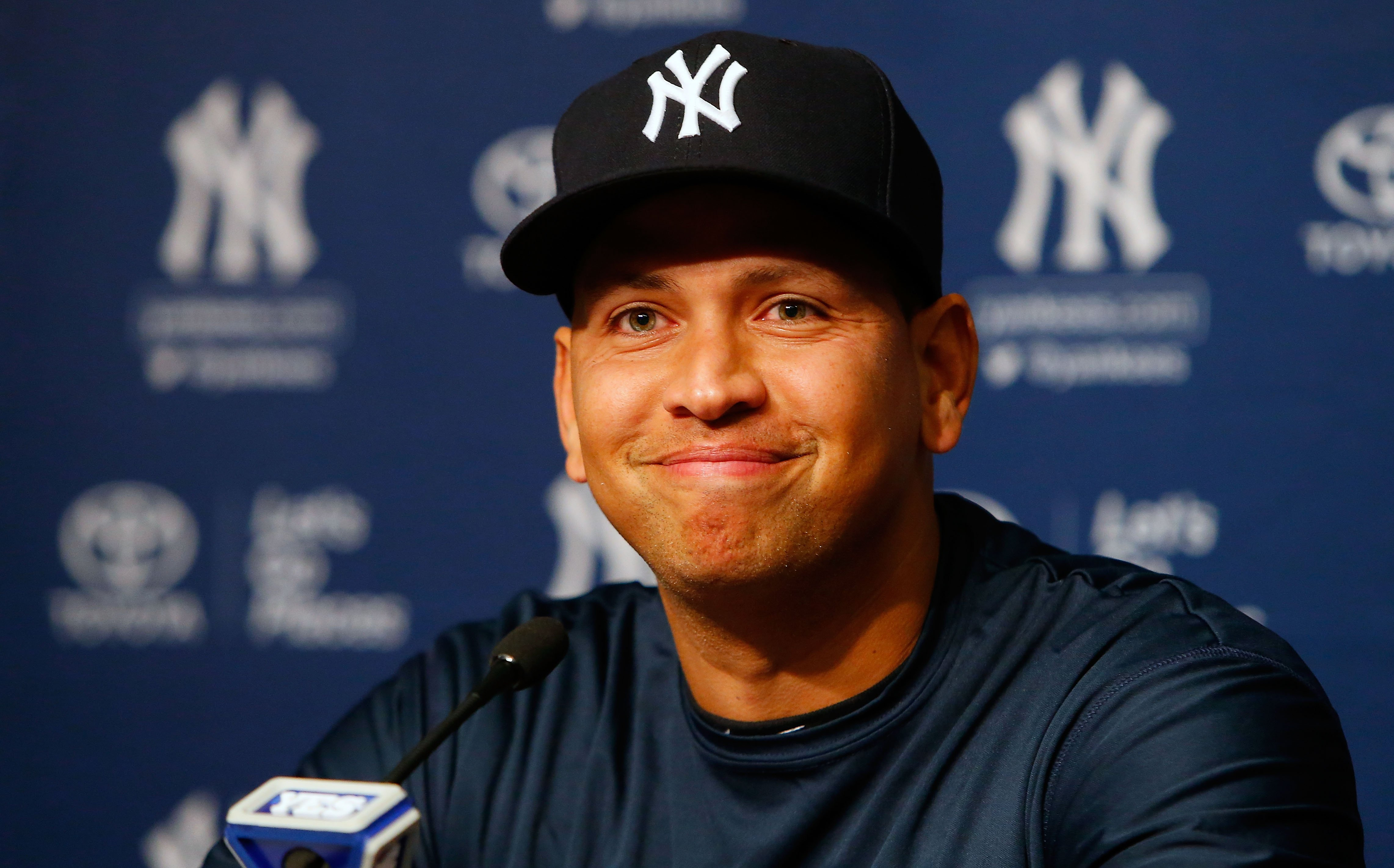 Alex Rodriguez on August 7, 2016 at Yankee Stadium, New York City | Source: Getty Images