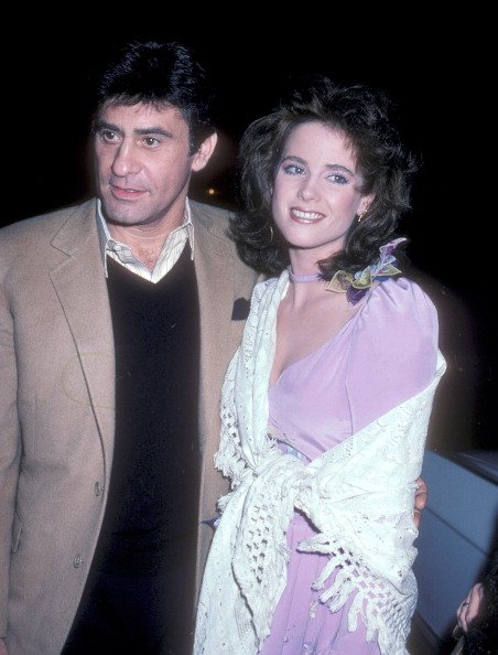 James Farentino and Debrah Farentino on March 28, 1982 at the Beverly Hills Hotel in Beverly Hills, California.   Photo: Getty Images