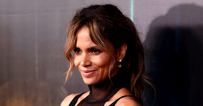 Halle Berry Shows off Defined Abs after Training Four Hours a Day in Preparation for Upcoming MMA Movie 'Bruised'
