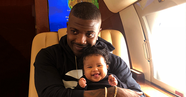 Ray J & Princess Love's Daughter Melody Rocks 'Big Sis' Top in Photo