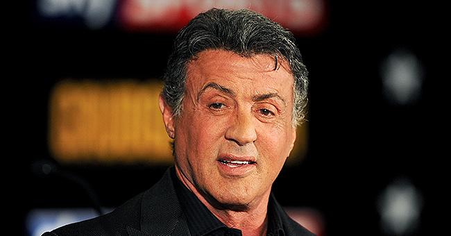 Sylvester Stallone profite de Londres en sortant avec sa fille Sophia en jolie robe d'été