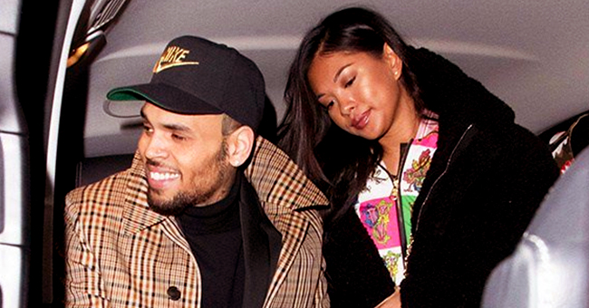 Chris Brown and Ex-Girlfriend Ammika Harris Expecting a Son: Report