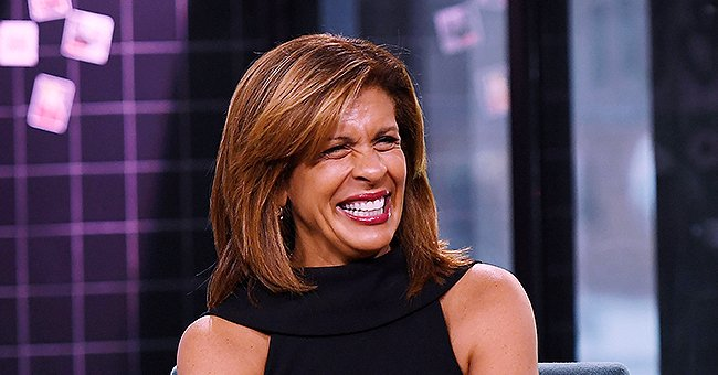 Hoda Kotb from 'Today' Shares Sweet Video of Daughter Hailey Telling Sister I Love You through Baby Monitor