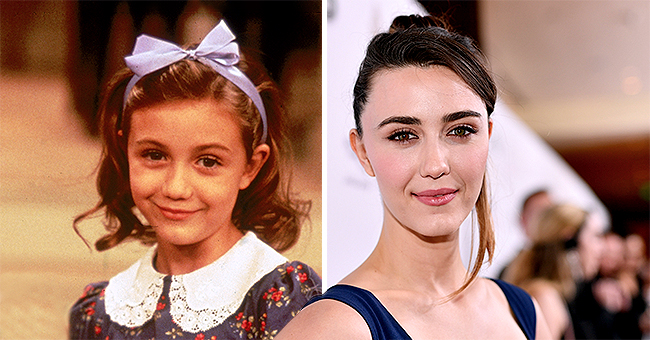 Madeline Zima, Who Played Little Grace in 'the Nanny,' Is All Grown up and Looks Unrecognizable
