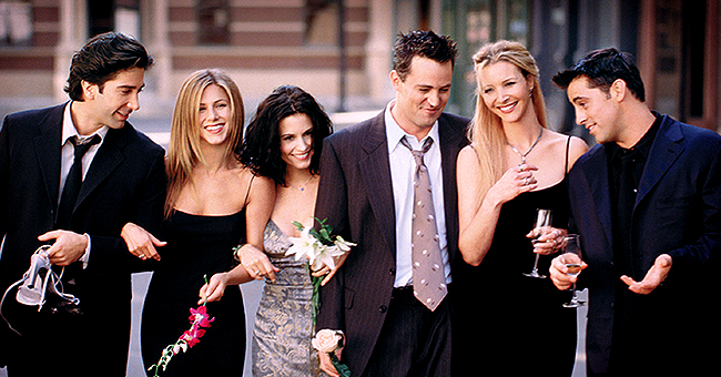 Meet 'Friends' Stars: Then and Now