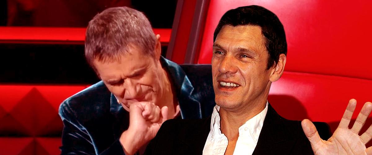 """Marc Lavoine prendra la place de Julien Clerc dans l'émission """"The voice"""""""