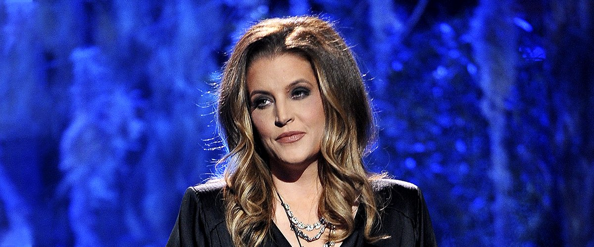 A Glimpse into Lisa Marie Presley's Complicated Relationship with Michael Lockwood