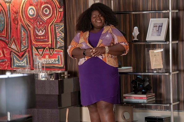 """Gabourey Sidibe in the """"Master of What is Mine Own"""" episode of """"EMPIRE."""" 
