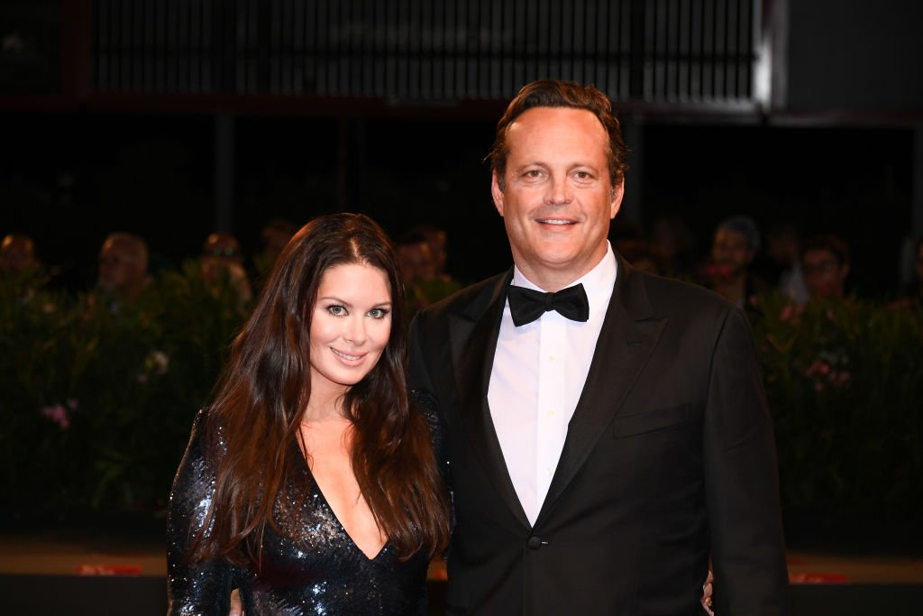 Kyla Weber and Vince Vaughn on September 3, 2018 in Venice, Italy | Photo: Getty Images