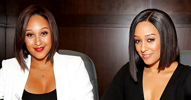 Check Out This Adorable Picture of Tia and Tamera Mowry during Their 'Sister, Sister' Days