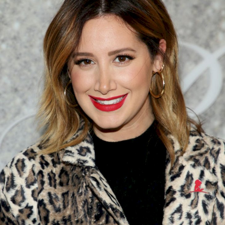 WEST HOLLYWOOD, CALIFORNIA - DECEMBER 07: Ashley Tisdale attends Brooks Brothers Annual Holiday Celebration To Benefit St. Jude at The West Hollywood EDITION on December 07, 2019 in West Hollywood, California. (Photo by Phillip Faraone/Getty Images)