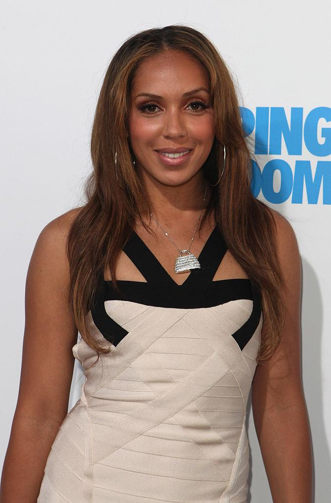 """Actress/dancer Stephanie Moseley arrives at the Los Angeles premiere of """"Jumping The Broom"""" at ArcLight Cinemas Cinerama Dome on May 4, 2011   Photo: Getty Images"""