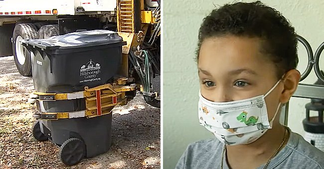 7-Year-Old Elias Quezada Was Trapped in a Trash Truck — Story of His Miraculous Rescue