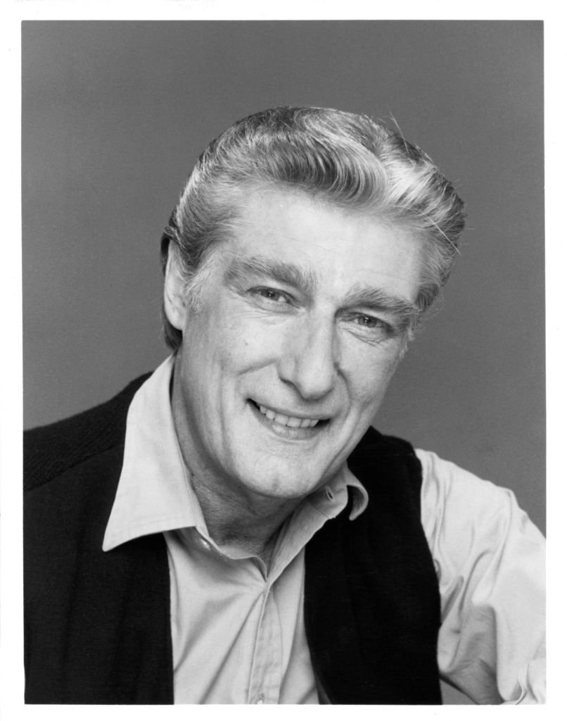 Richard Mulligan poses for a portrait in circa 1983 | Photo: GettyImages