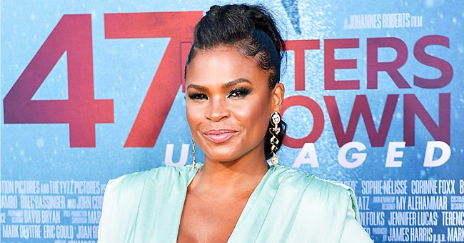 Nia Long's Youngest Son Kez Flaunts Afro Hair in a Photo — Fans Claims He Is Her Spitting Image