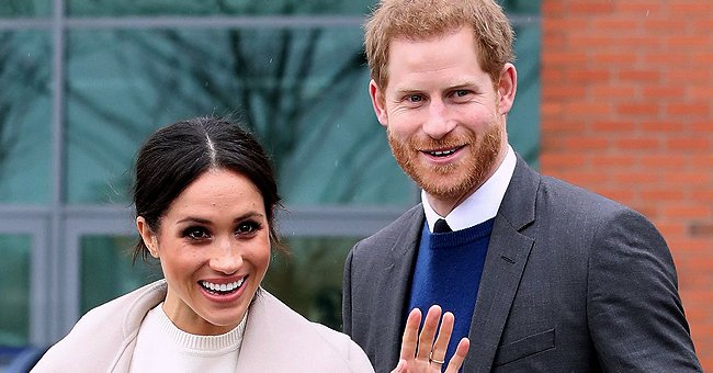 ET Online: Prince Harry and Meghan Markle's Relationship Is Stronger Than Ever after Royal Exit