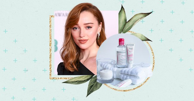 A Glimpse At Phoebe Dynevor's Skincare Routine