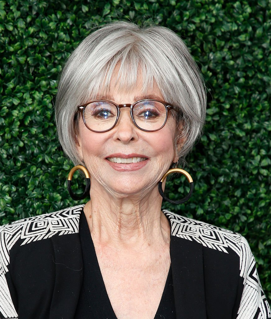 Rita Moreno attends USTA 19th Annual Opening Night Gala Blue Carpet at USTA Billie Jean King National Tennis Center | Photo: Getty Images