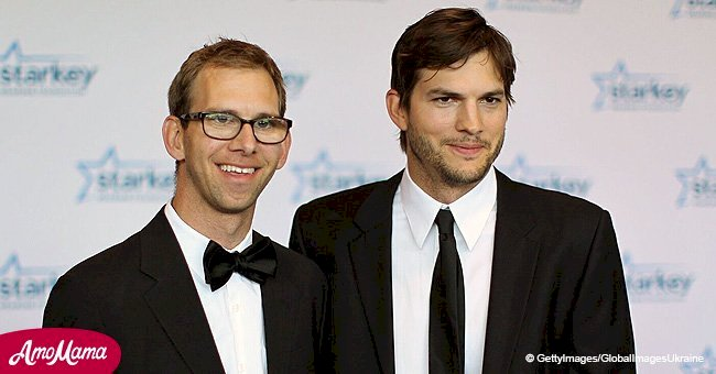 Ashton Kutcher once wanted to donate his own heart to save his twin brother's life