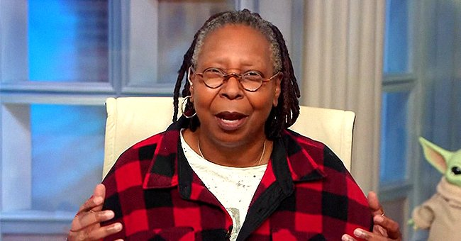 Whoopi Goldberg Slams Haters Who Complained She Wears Same Plaid Jacket on 'The View'