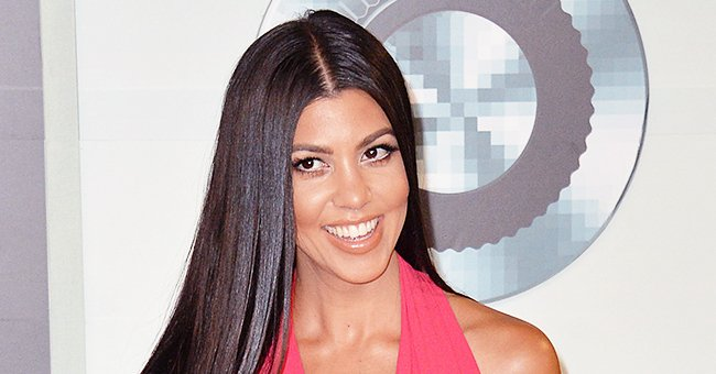 Kourtney Kardashian from KUWTK Shares Sweet Photo of Morning Cuddles with Her Daughter Penelope