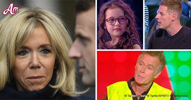 Brigitte Macron comparée à Marie-Antoinette, Emma gronde Matthieu Delormeau, Franck Dubosc 'fait une erreur': Top de la journée