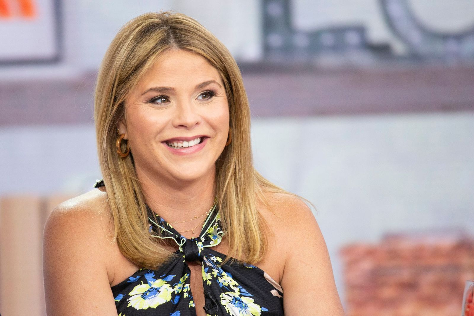"Jenna Bush Hager on the ""Today"" show on June 03, 2019 