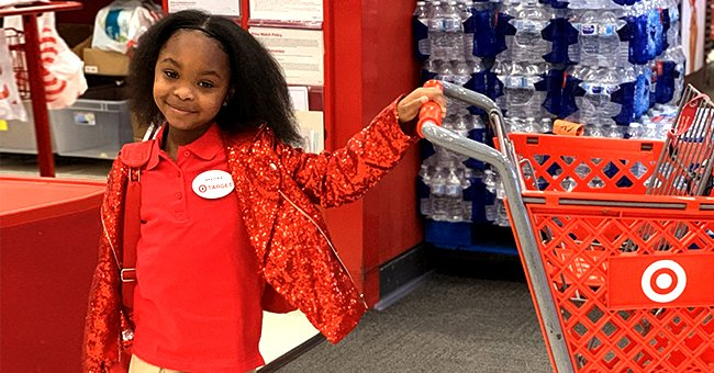 Atlanta Girl Goes Viral for Full Target-Themed 8th Birthday Party at the Retail Chain