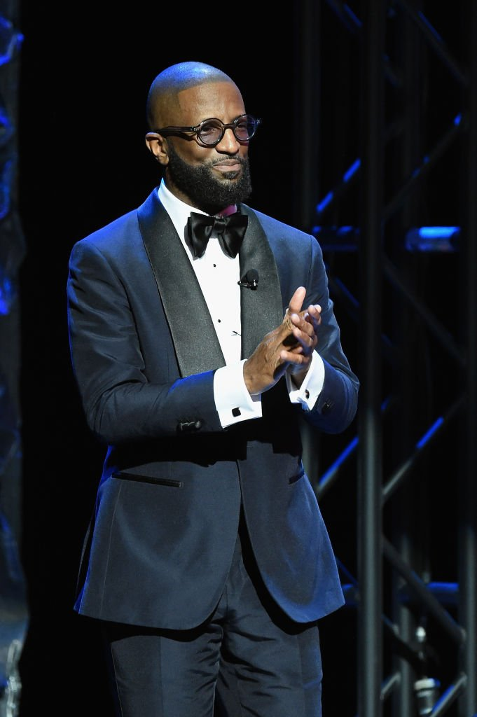 Rickey Smiley speaks onstage at the Super Bowl Gospel Celebration on January 31, 2019, in Atlanta, Georgia   Source: Rick Diamond/Getty Images for BET
