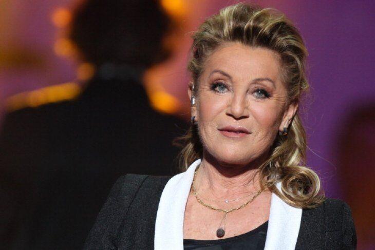 La chanteuse populaire Sheila. l Source : Getty Images