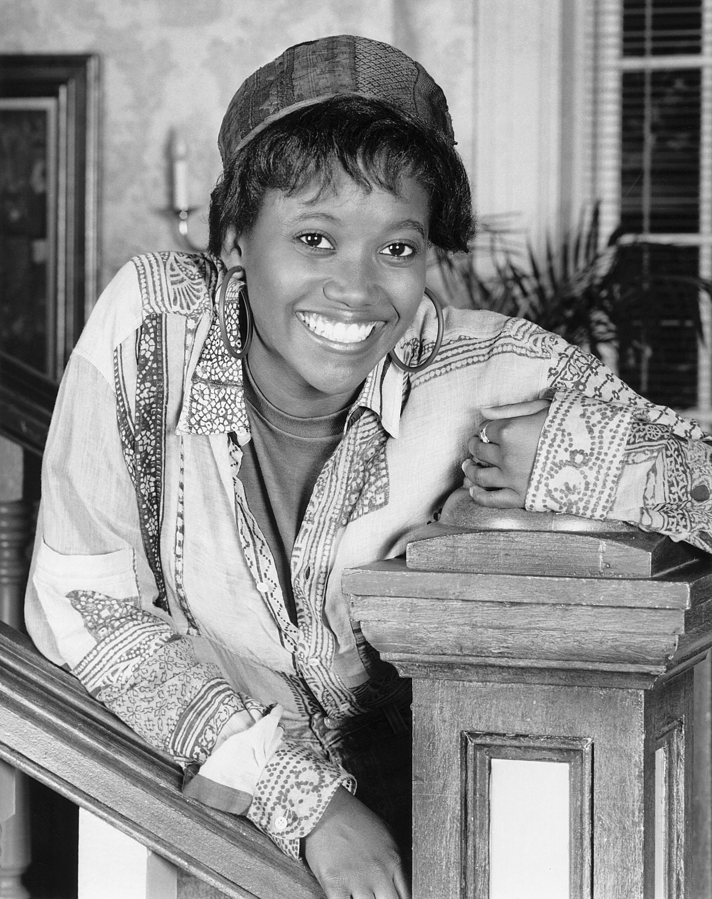 "Erika Alexander as Pam Tucker on ""The Cosby Show"" 