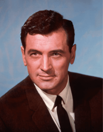 Movie Star Rock Hudson  01.04.1967 | Source: Getty Images