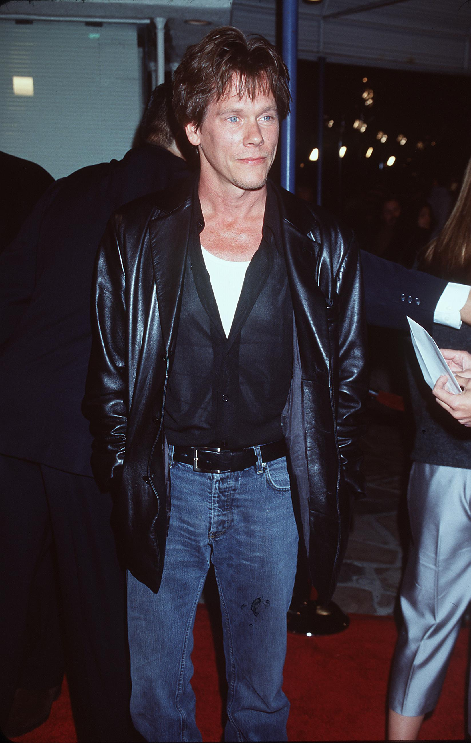 Kevin Bacon in his younger days | Photo: Getty Images
