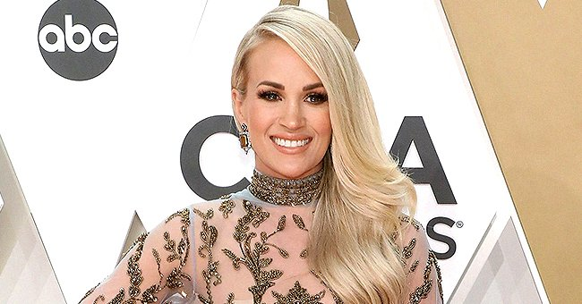 Check Out Carrie Underwood's Casual Look in a Gorgeous New Photo