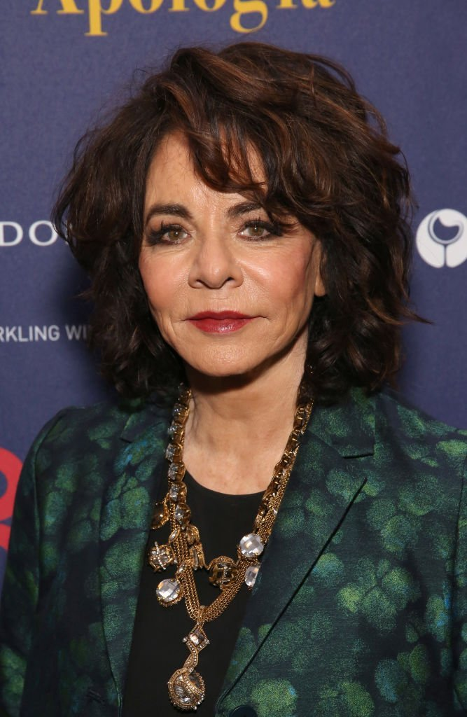 Stockard Channing on October 16, 2018 at the Laura Pels Theatre in New York City | Source: Getty Images