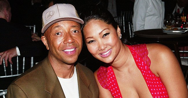 Kimora Lee Simmons and Ex Russell Simmons Have Two Teen Daughters Who Look Just like Their Parents
