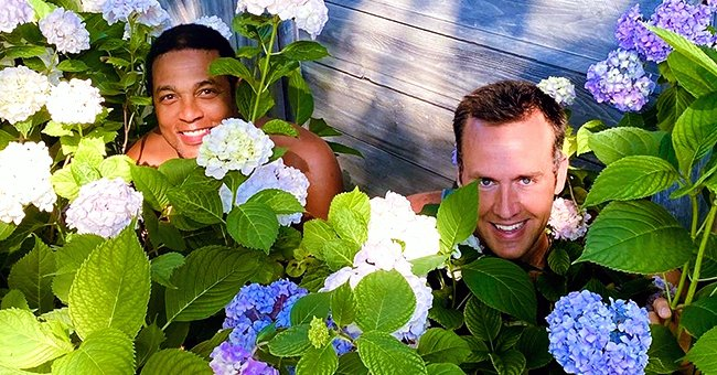 How CNN's Don Lemon and Fiancé Tim Malone Celebrated Their 4th of July Weekend (Photos)