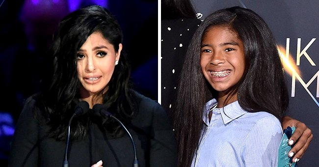 Vanessa Bryant Congratulates Late Daughter Gianna on What Would Be Her 8th Grade Graduation