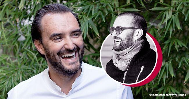 Cyril Lignac change de coupe de cheveux : le chef n'a plus le look qu'il avait durant les 14 dernières années