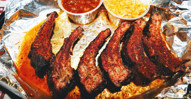 Dream Job! Candidate Needs to Travel Across the States Eating Ribs