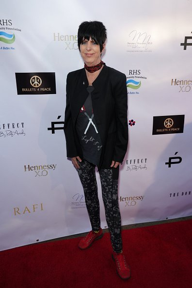 Diane Warren attends Gladys Knight's 75th birthday party on October 20, 2019 | Photo: Getty Images